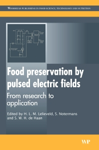 Cover image for Food Preservation by Pulsed Electric Fields