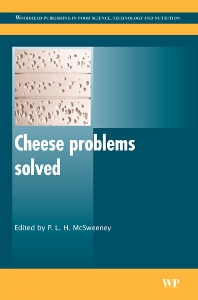Cheese Problems Solved, 1st Edition,P L H McSweeney,ISBN9781845690601