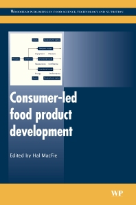 Cover image for Consumer-Led Food Product Development