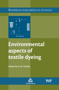 Cover image for Environmental Aspects of Textile Dyeing