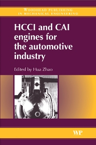 Hcci and Cai Engines for the Automotive Industry - 1st Edition - ISBN: 9781845691288, 9781845693541
