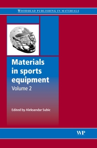 Cover image for Materials in Sports Equipment