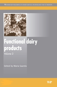 Cover image for Functional Dairy Products