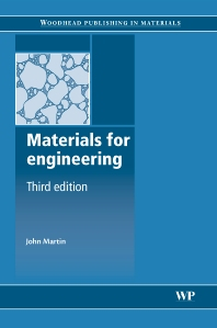 Cover image for Materials for Engineering