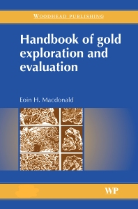 Cover image for Handbook of Gold Exploration and Evaluation