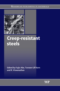 Cover image for Creep-Resistant Steels