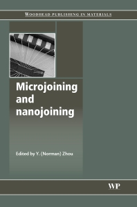 Cover image for Microjoining and Nanojoining