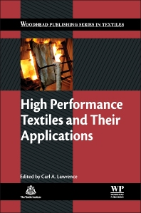 Cover image for High Performance Textiles and Their Applications