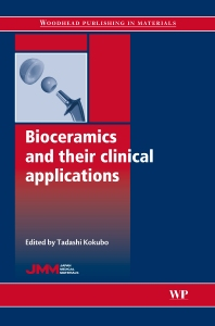 Cover image for Bioceramics and their Clinical Applications
