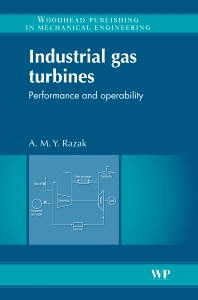Cover image for Industrial Gas Turbines