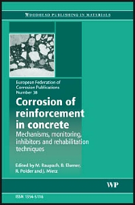 Cover image for Corrosion of Reinforcement in Concrete