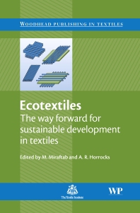 Ecotextiles - 1st Edition - ISBN: 9781845692148, 9781845693039