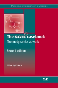 Cover image for The SGTE Casebook