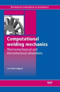 Computational Welding Mechanics - 1st Edition - ISBN: 9781845692216, 9781845693558