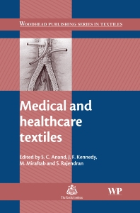 Cover image for Medical and Healthcare Textiles