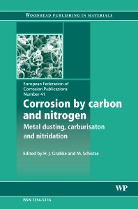Cover image for Corrosion by Carbon and Nitrogen