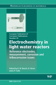 Cover image for Electrochemistry in Light Water Reactors