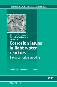 Cover image for Corrosion Issues in Light Water Reactors
