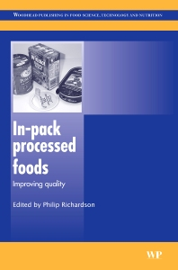 Cover image for In-Pack Processed Foods