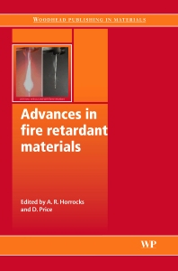 Advances in Fire Retardant Materials, 1st Edition,A R Horrocks,D. Price,ISBN9781845692629