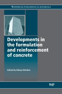 Cover image for Developments in the Formulation and Reinforcement of Concrete