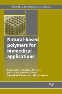 Cover image for Natural-Based Polymers for Biomedical Applications