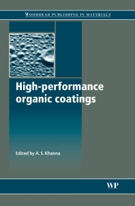 Cover image for High-Performance Organic Coatings
