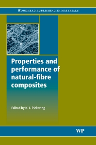 Cover image for Properties and Performance of Natural-Fibre Composites