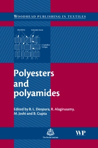 Cover image for Polyesters and Polyamides