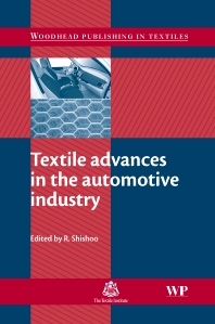 Cover image for Textile Advances in the Automotive Industry