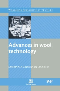 Cover image for Advances in Wool Technology