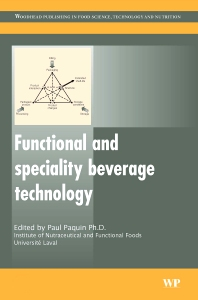 Cover image for Functional and Speciality Beverage Technology