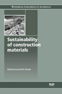 Cover image for Sustainability of Construction Materials