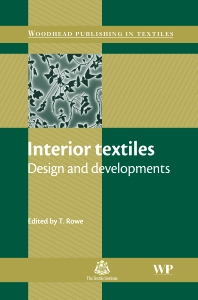 Cover image for Interior Textiles