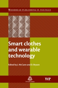 Cover image for Smart Clothes and Wearable Technology