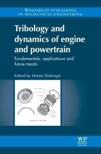 Cover image for Tribology and Dynamics of Engine and Powertrain