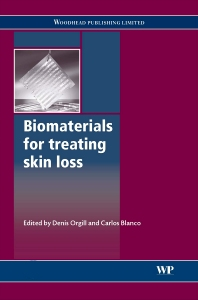 Cover image for Biomaterials for Treating Skin Loss