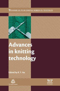 Cover image for Advances in Knitting Technology