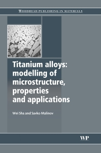Cover image for Titanium Alloys
