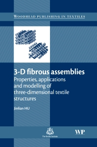 Cover image for 3-D Fibrous Assemblies