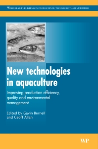 Cover image for New Technologies in Aquaculture
