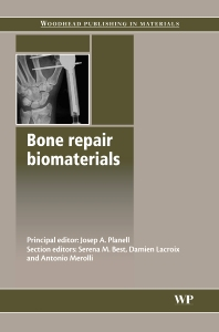 Cover image for Bone Repair Biomaterials