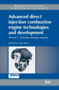 Cover image for Advanced Direct Injection Combustion Engine Technologies and Development