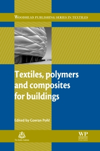 Cover image for Textiles, Polymers and Composites for Buildings