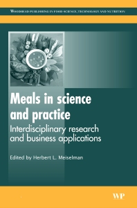 Cover image for Meals in Science and Practice