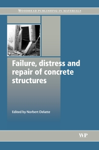 Cover image for Failure, Distress and Repair of Concrete Structures