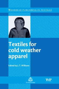 Cover image for Textiles for Cold Weather Apparel