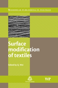 Cover image for Surface Modification of Textiles