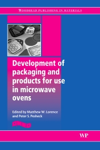 Cover image for Development of Packaging and Products for Use in Microwave Ovens