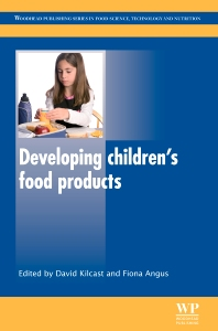 Cover image for Developing Children's Food Products